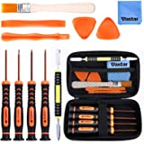 Vastar T6 T8 T10 Xbox One Screwdriver Set, 12 in 1 Xbox Repair Kit for Xbox One Xbox 360 Controller and PS3 PS4…