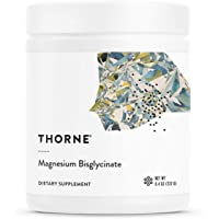 Thorne Research - Magnesium Bisglycinate Powder - to Support Energy Production, Heart and Lung Function, and Metabolism…