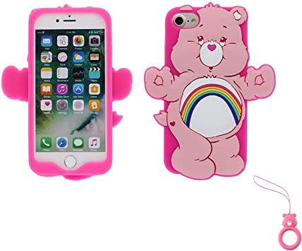 cover iphone 8 silicone 3d