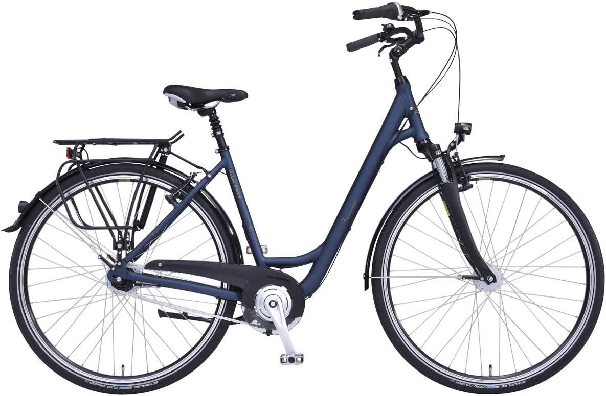 Greens Royal Ascot 28 Pulgadas Bicicleta de Trekking Mujer Mono 8 ...