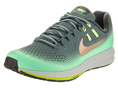9863417e5da812 Nike 849582-300, Chaussures de Trail Femme, Multicolore-Rouge/Bronze  (Hasta/MTLC Red Bronze/Green Glow), 37.5 EU: Amazon.fr: Chaussures et Sacs