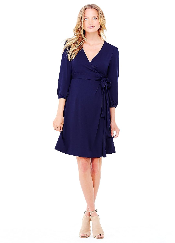 Ingrid isabel womens maternity 34 sleeve wrap dress at amazon ingrid isabel womens maternity 34 sleeve wrap dress at amazon womens clothing store ombrellifo Choice Image
