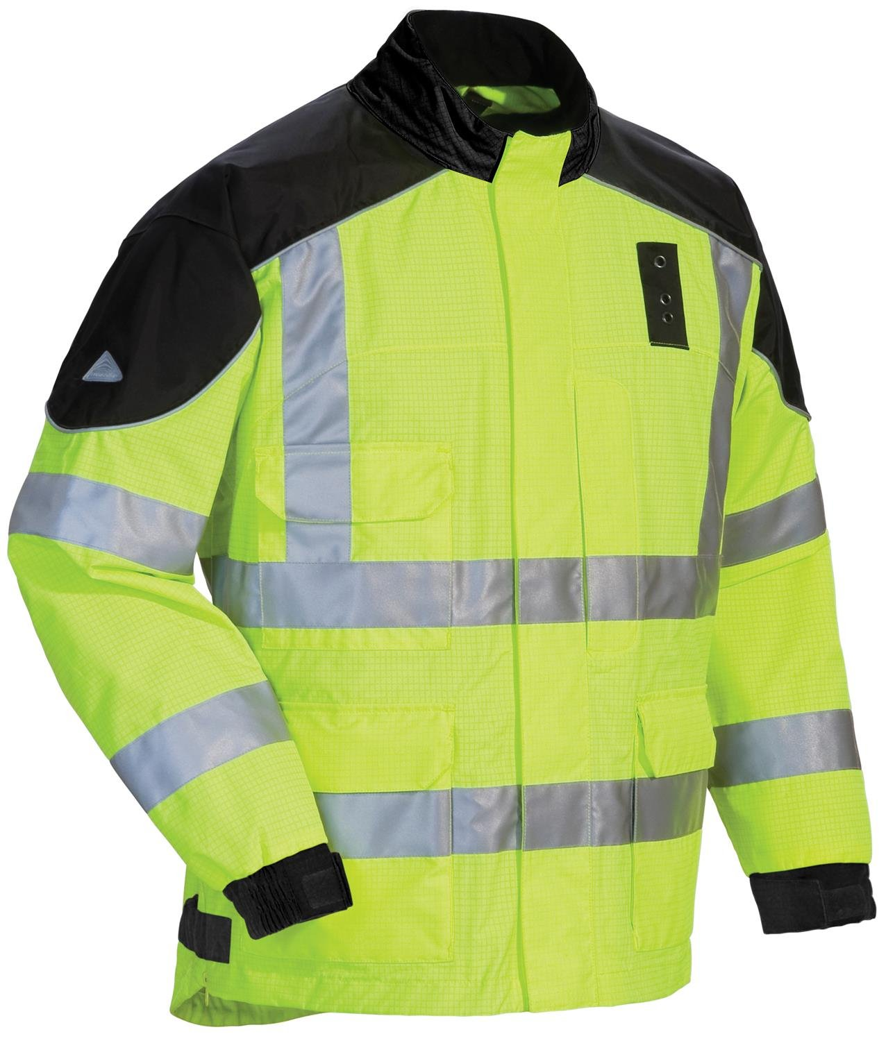 Tour Master Sentinel LE Rain Jacket - Large/Hi-Visibility Yellow by Tourmaster