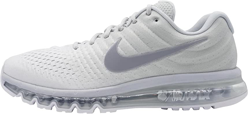 Nike Performance Nike Air MAX 2017 para Hombre Zapatillas Gris: Amazon.es: Zapatos y complementos
