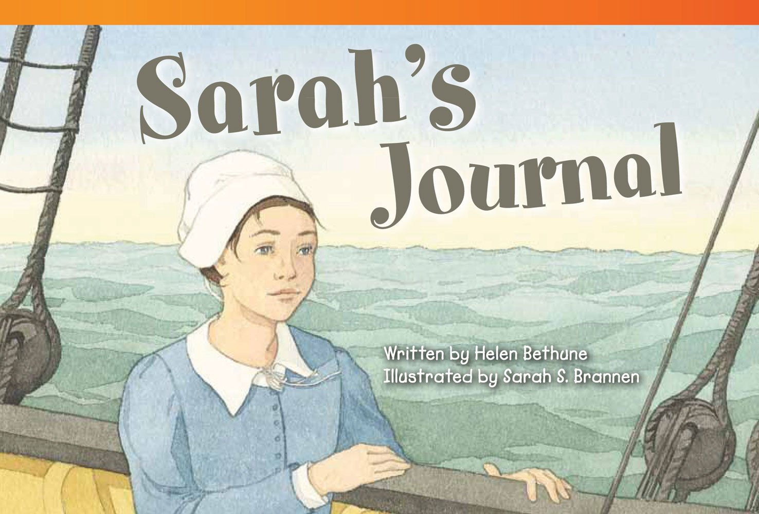 Teacher Created Materials - Literary Text: Sarah's Journal - Grade 2 - Guided Reading Level M (Read! Explore! Imagine! Fiction Readers)