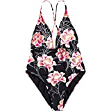 Roxy Women's Printed Beach Classics One Piece Swimsuit