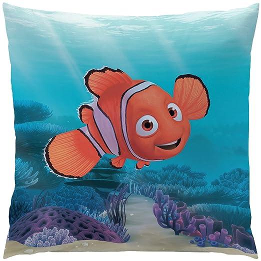 Disney Nemo 043806 Dory y Friends Cojín, poliéster, Azul, 40 ...