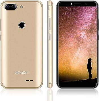 XGODY 3G gsm teléfonos celulares desbloqueados, 5,5 Pulgadas ...