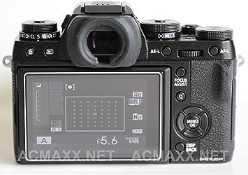ACMAXX 3.0 HARD LCD Screen ARMOR PROTECTOR for Fujifilm XPRO1 X-pro1 Fuji camera XPRO-1