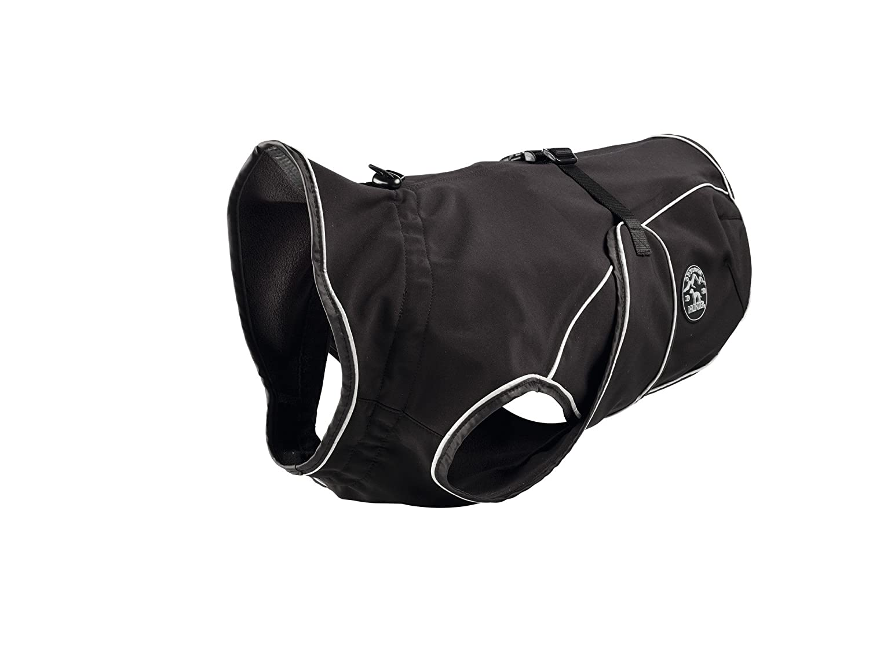 Black 65 cm Black 65 cm hunter Uppsala Softshell Dog Coat, 65 cm, Black