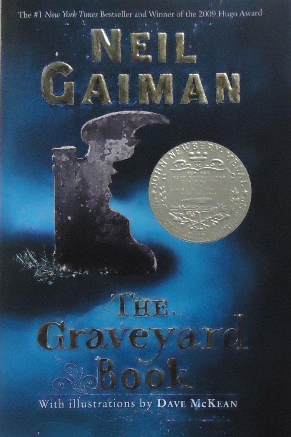 Bildresultat för the graveyard book neil gaiman