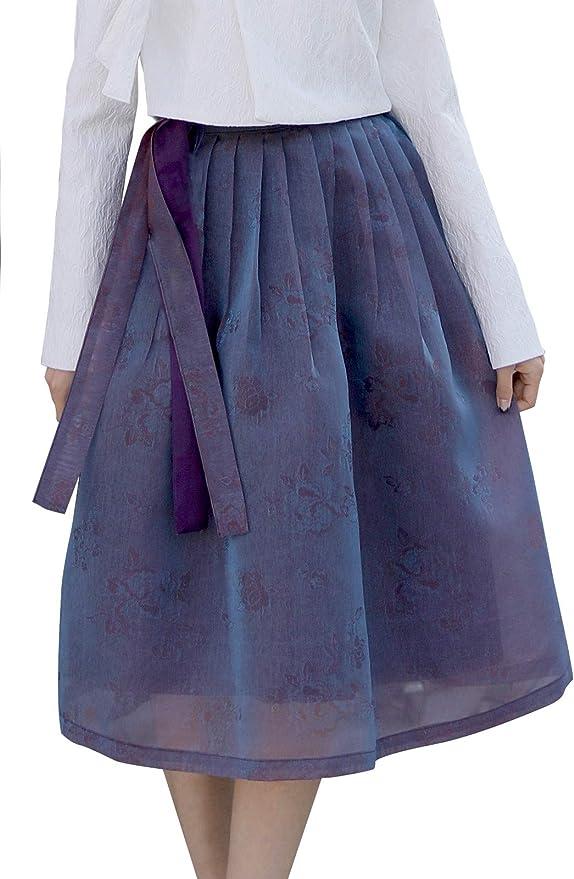 TETEROT SALON Women/'s Dress Long Sleeve Hanbok Korean Midi Long Party Vintage Retro Dresses \uc131\ubd81\ub3d9 \ucca0\ub9ad\uc6d0\ud53c\uc2a4