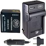 BM Premium DMW-BLG10 Battery and Battery...