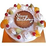 サラ 低カロリースイーツ 4号サイズ 米粉使用 グルテンフリー 吸収されにくい ラカンカ糖使用 糖分ゼロ 豆乳クリーム スポンジの甘さがちょうど良い バースデーケーキ 記念日ケーキ