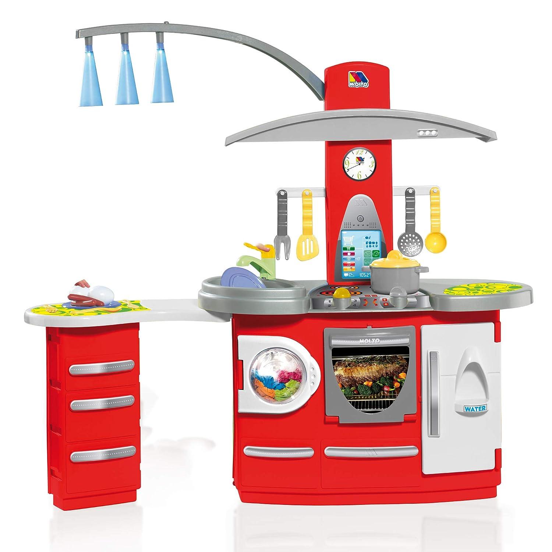 Cocina Roja con luces: Amazon.es: Ropa y accesorios