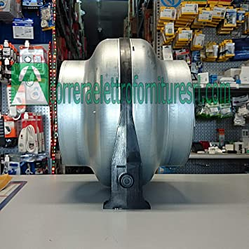 Aspirador extractor centrífugo industrial de conducto OERRE 38300 tubo 250 mm.: Amazon.es: Hogar
