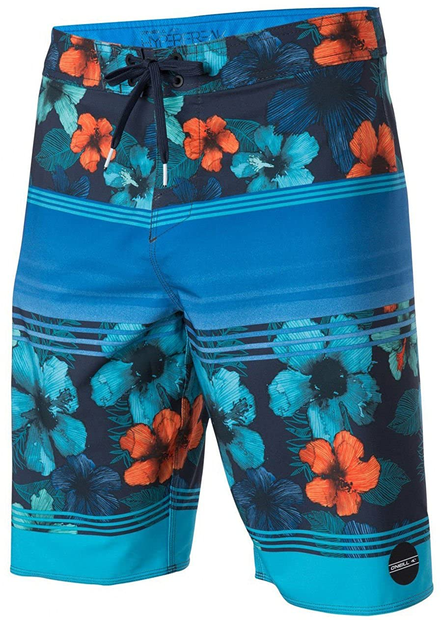 ONeill Mens 20 Inch Outseam Hyperfreak Stretch Swim Boardshort