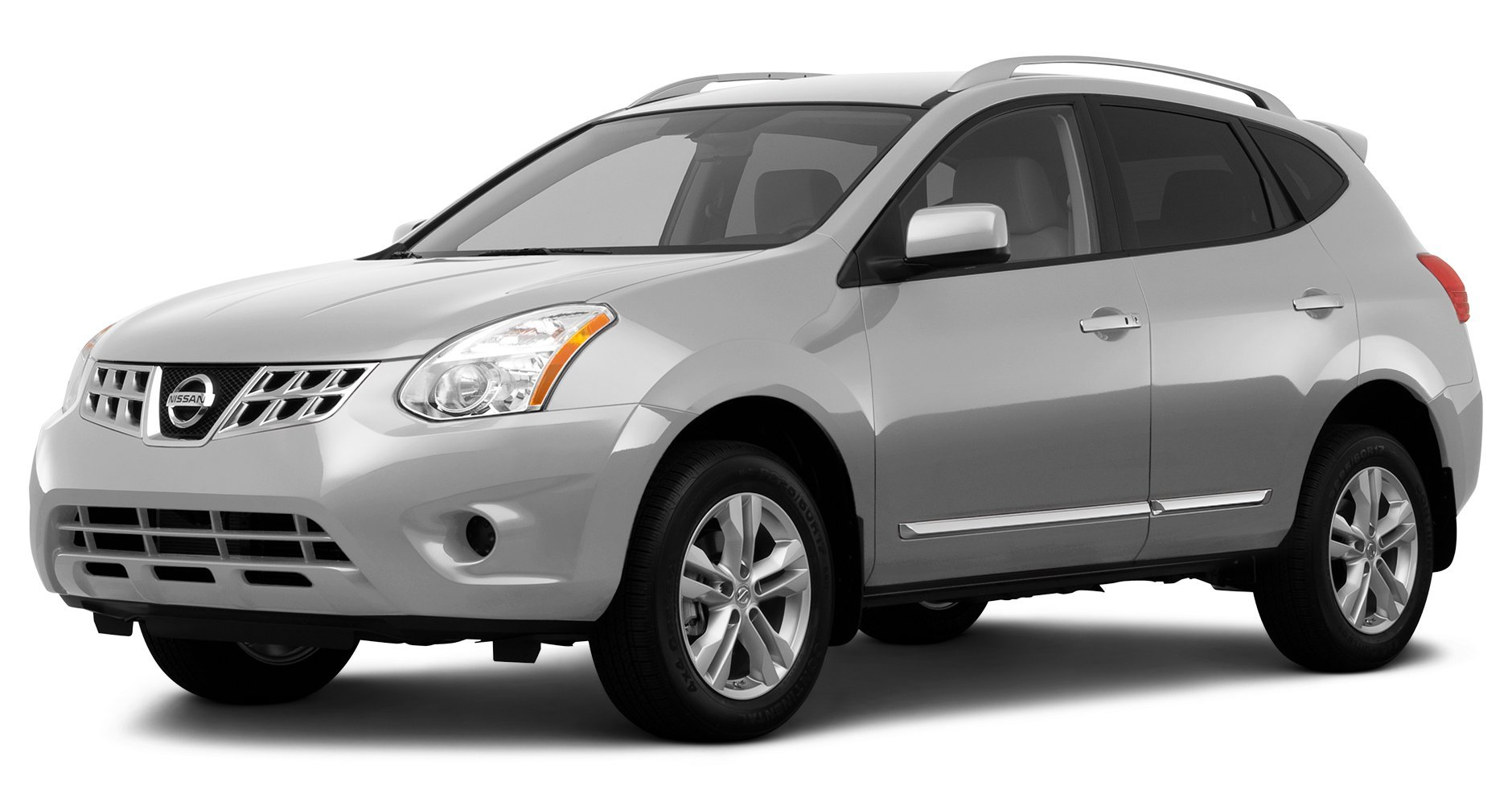 ... 2012 Nissan Rogue S, Front Wheel Drive 4-Door ...