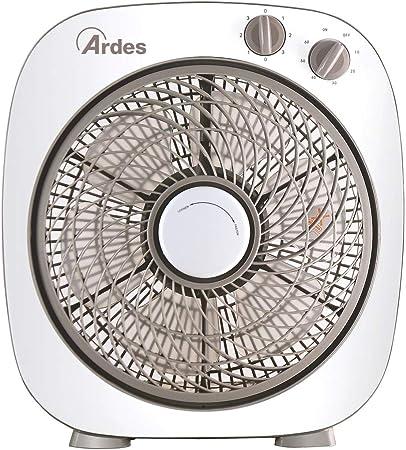 Ardes AR5B24 - Ventilador Box Floor 26, 3 velocidades de rotación ...