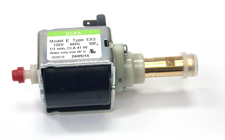 Ulka EX5 Vibratory Bomba – Dramáticamente aumentar la presión en ...