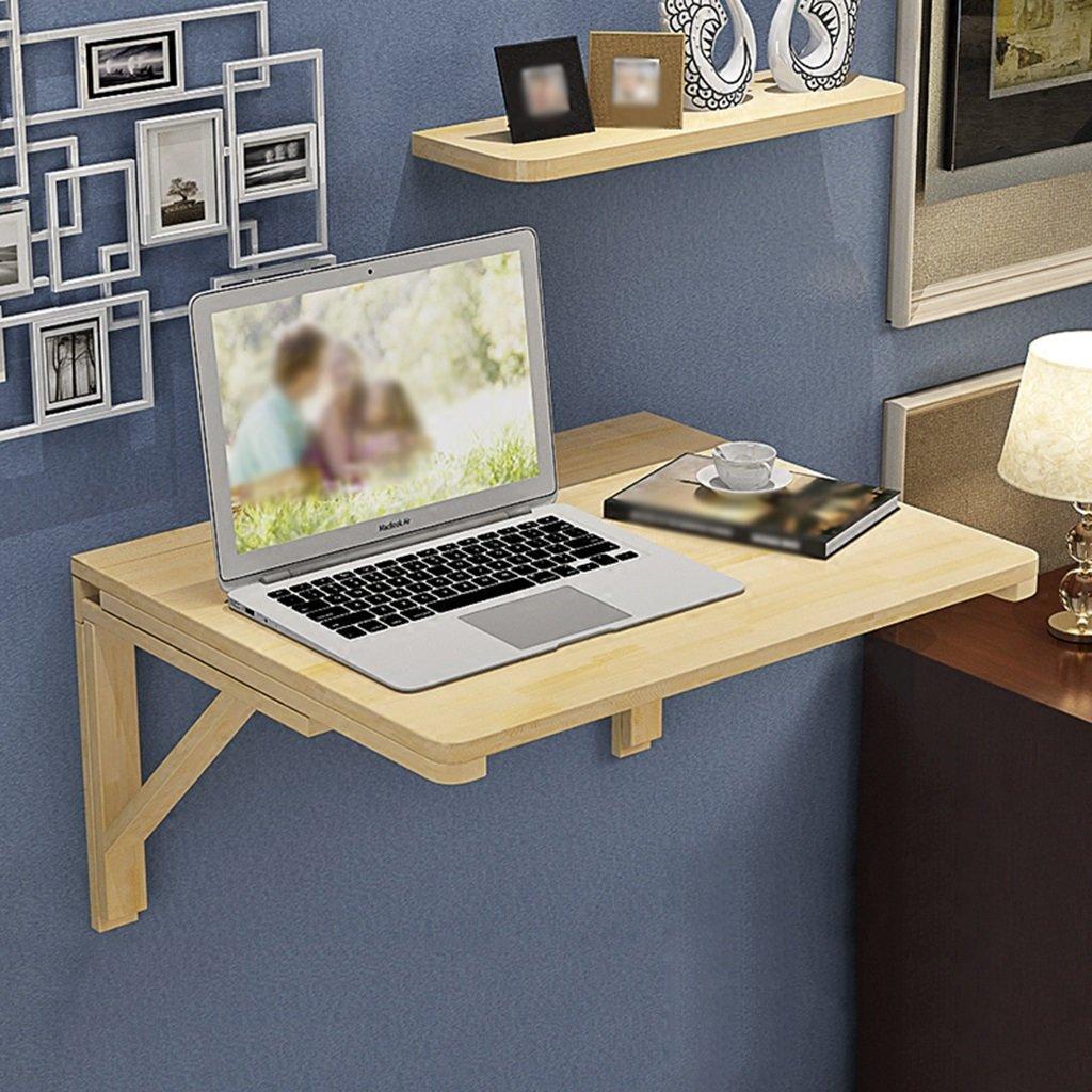 折り畳みテーブルダイニングテーブル壁掛けコンピュータデスク壁掛けラップトップテーブルデスク ( サイズ さいず : 60cm*45cm ) B07BSWDSXJ 60cm*45cm 60cm*45cm