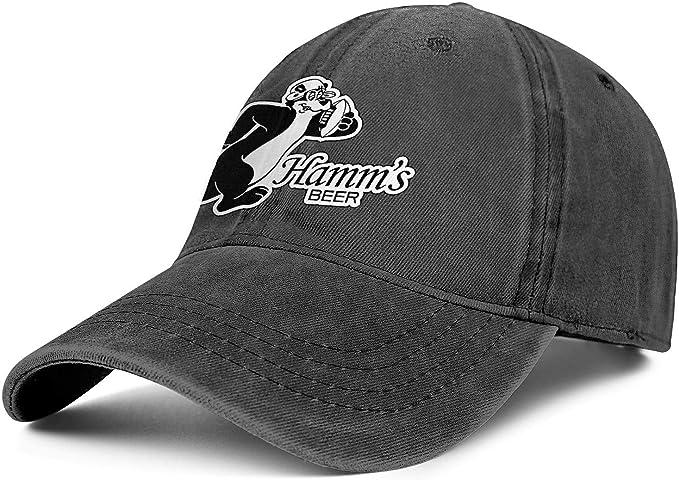 80/'s Hamms Beer Hat Snapback.