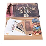 Our/My Adventure Book Scrapbook Photo Album