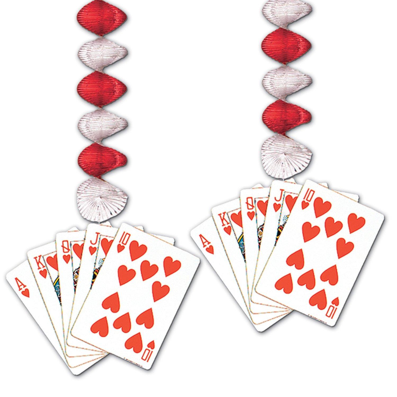 Casino Danglers 2 Pkg