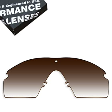 Amazon.com: ToughAsNails Polarized Lens Replacement for Oakley SI ...