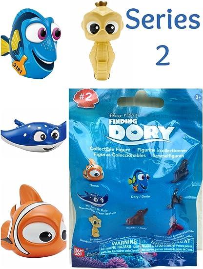 Disney Finding Dory Blind Bag Series Rudder Figure NEW