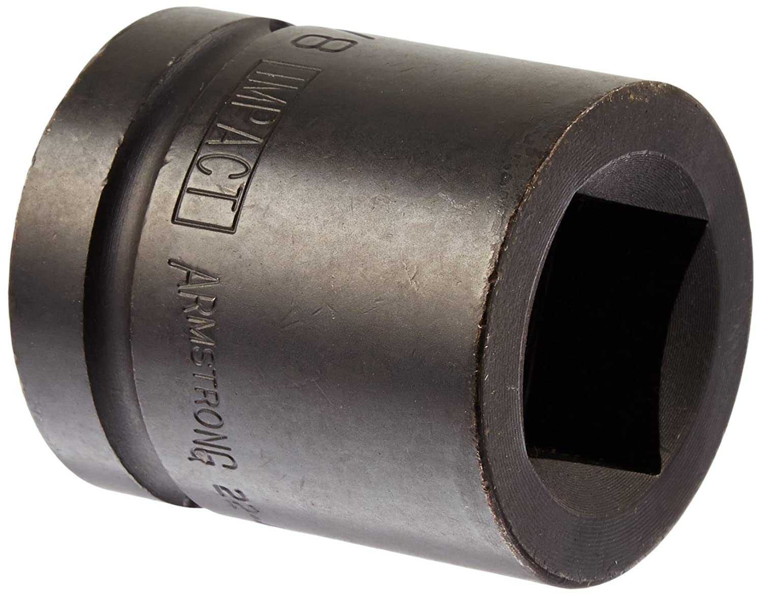 Armstrong 22-436 1-Inch Drive 4 Point 1-1/8-Inch Impact Socket by Armstrong  B00004WAYY
