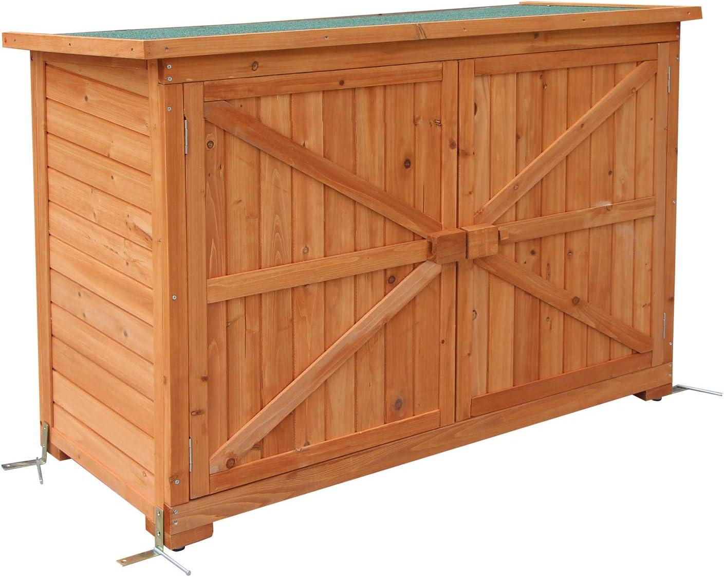 MCombo – Armoire de jardin en bois