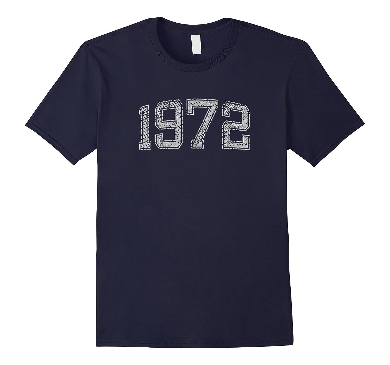 1972 Tshirt Vintage B-day Gift-Art