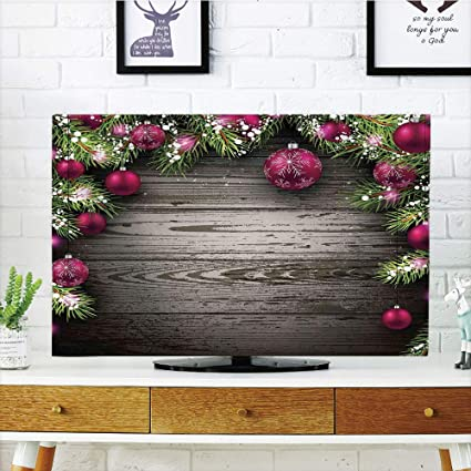 Amazon.com iPrint LCD TV dust Cover Strong Durability