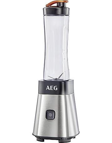 AEG SB2500 Batidora de Vaso Good To Go, Apta para Lavavajilla, 300 W,