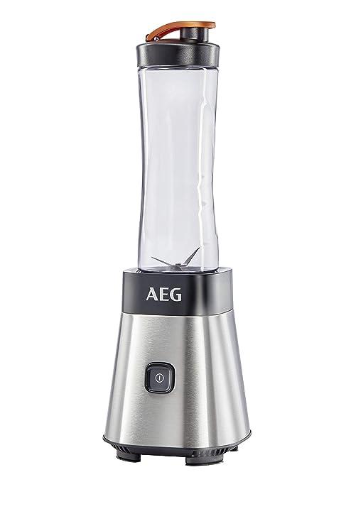 AEG SB2500 Batidora de Vaso Good To Go, Apta para Lavavajilla, 300 ...