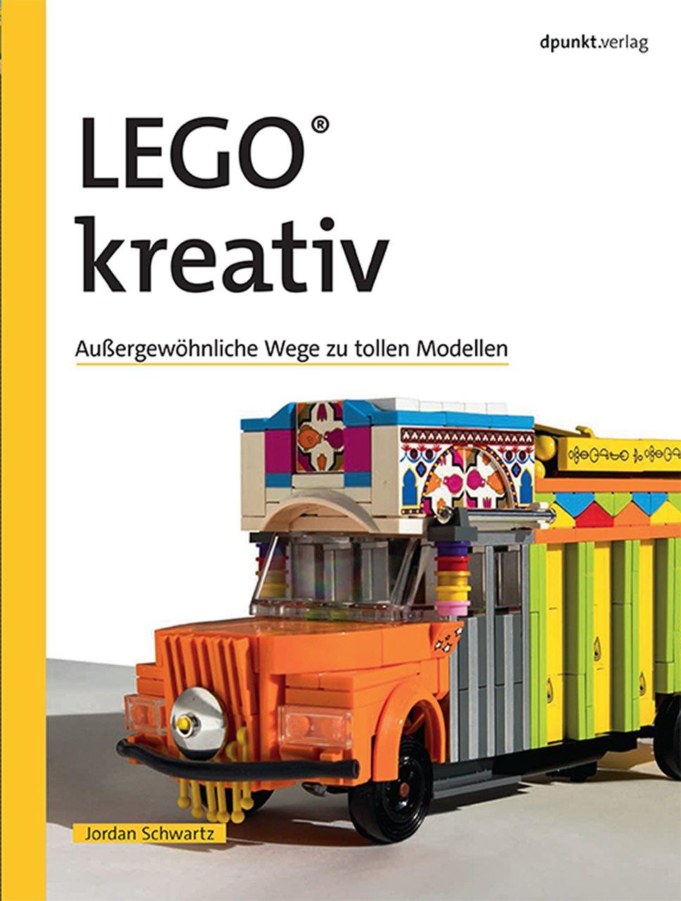 LEGO kreativ: Außergewöhliche Wege zu tollen Modellen