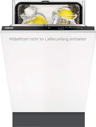 Zanussi ZDV12003FA Totalmente integrado 9cubiertos A+ lavavajilla ...