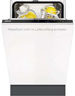 Zanussi ZDV14003FA lavavajilla Totalmente integrado 9 ...