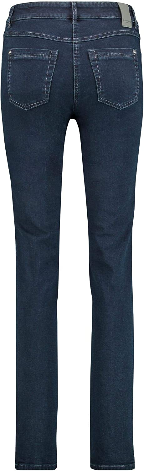 Gerry Weber Edition Women's Straight Jeans Blue (Dark Blue Denim 86800)
