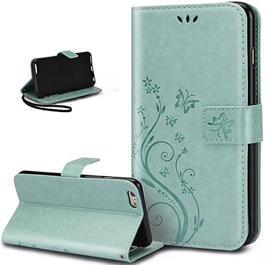 13 opinioni per Custodia iPhone 4S, Custodia iPhone 4, ikasus® iPhone 4S / 4 Custodia Cover [PU