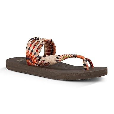 Multicolore Flip Flops confortable Yoga léger Sandales Sling 0mKDwj2wlQ