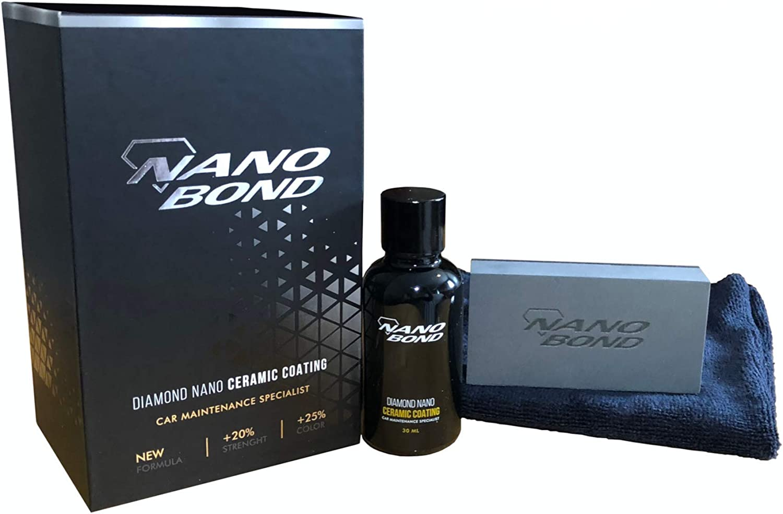 Nano Bond Ceramic Coating