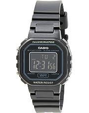 Casio Ladies Black Digital  La20Wh-1B Watch