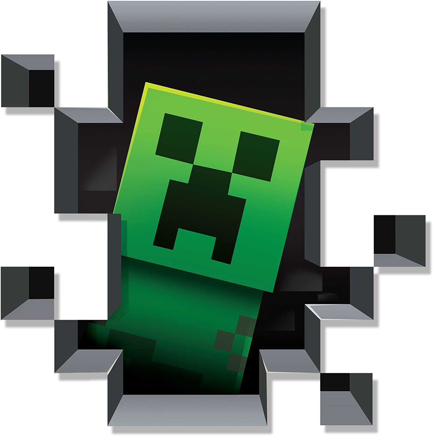 Minecraft Wall Clings Creatures 11-Pack