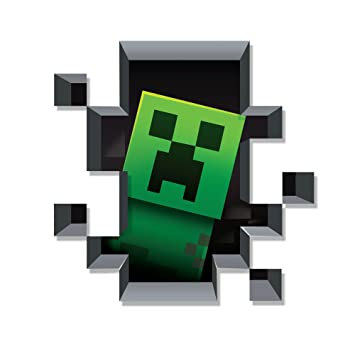 Minecraft Wall Clings Creatures 3-Pack  sc 1 st  Amazon UK & Minecraft Wall Clings Creatures 3-Pack: Amazon.co.uk: Toys u0026 Games