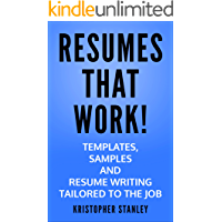 amazon best sellers best job resumes
