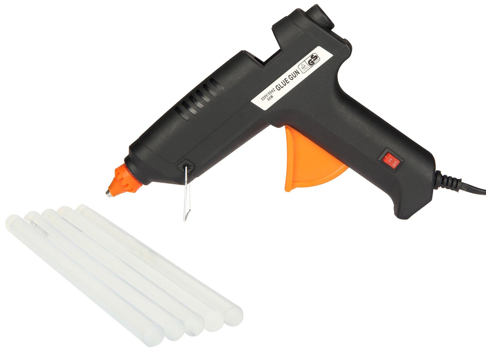 Spartan 60 Watt Glue Gun,Pro 60with 2 Pieces Spartan Glue Stick of 8 Inch Size (B072KKTMMG) Amazon Price History, Amazon Price Tracker
