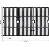 Hisencn 16 7/8 x 9 5/16 Grill Grates for Charbroil 463436215, 463436214, 463436213, 463420508, 463440109, 463441312…