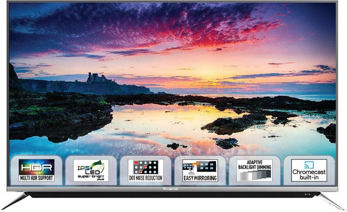 Panasonic TH-65EX480DX 65 Inch Ultra HD 4K..